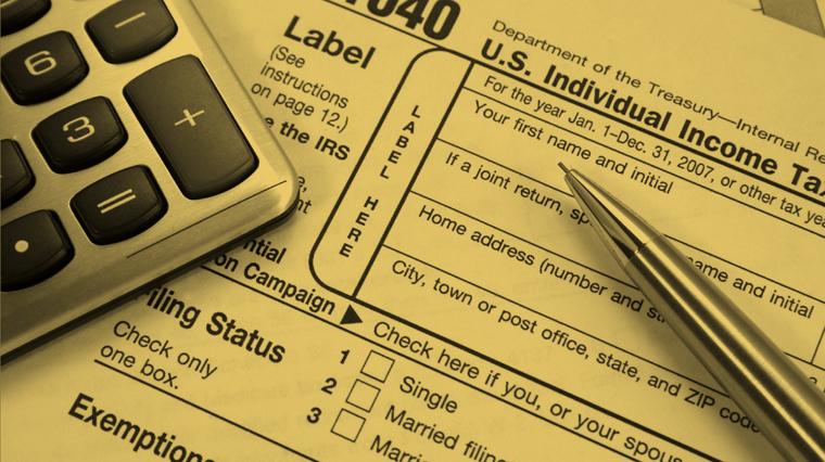 Tax Alert Featured Yellow